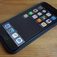 薄いけどちゃんと守ってくれる安心感。SpigenのiPhone 6s用ケース「カプセル」レビュー
