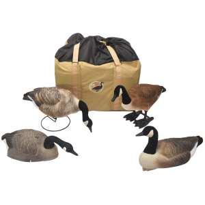 decoy bag for bigfoot decoys