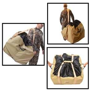 shell decoy bag