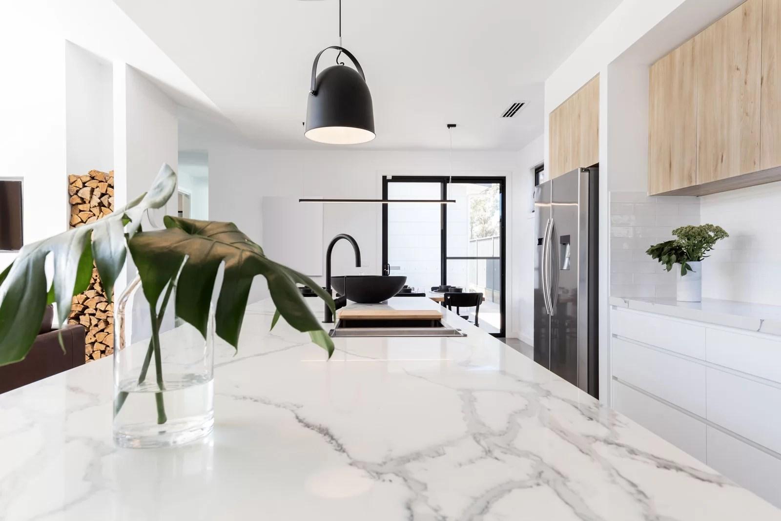 Top Marmo Cucina | Cucine In Marmo Idee Di Design Per La Casa ...