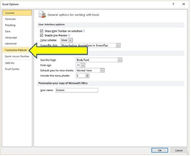 Add the Excel Developer Tab Dedicated Excel - excel developer
