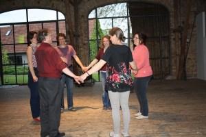 Dorfuni-Kurs: Tanzabend mit Christiane Schröder