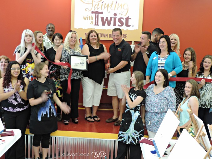 Painting with a twist in middletown delaware for Painting with a twist locations near me