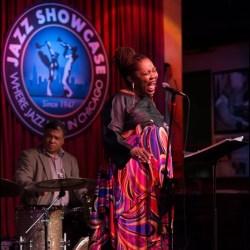 Dee at Showcase Farrad Ali cropped