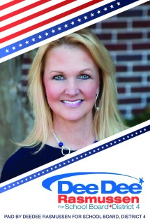 DeeDee Rasmussen for School Board, District 4
