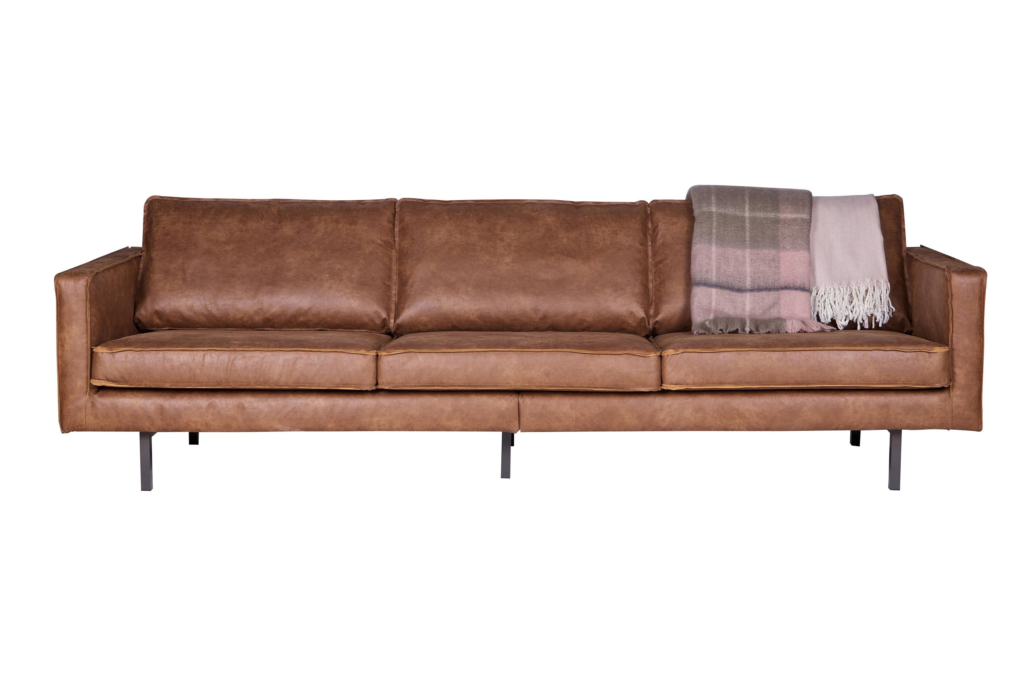 Couch Cognac Leder Rodeo Sofa 3 Seater Cognac Sofas Living Bepurehome