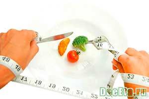 диета на 4 дня