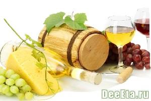как похудеть с помощью вина Винная диета для похудения 5 дней