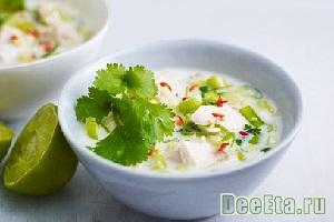 Суп с овощами по-испански
