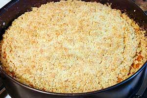 Королевская ватрушка, пошаговый рецепт с фото