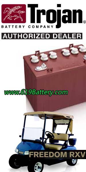 Golf Cart Battery Replacement Guide - Call Today (619) 448-5323