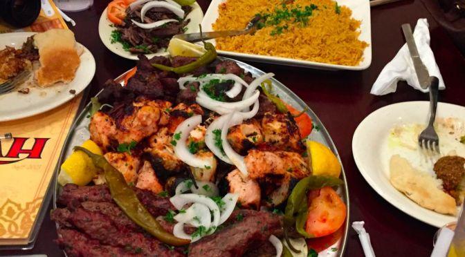 Taste of Afrah Mediterranean Restaurant