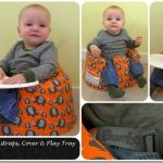 A Bumbo Seat and accessories review
