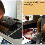 October Half Term 2013 – Monday