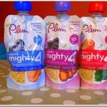 Plum Mighty 4 – Super Snacks for Mini Mouths and Fussy Eaters