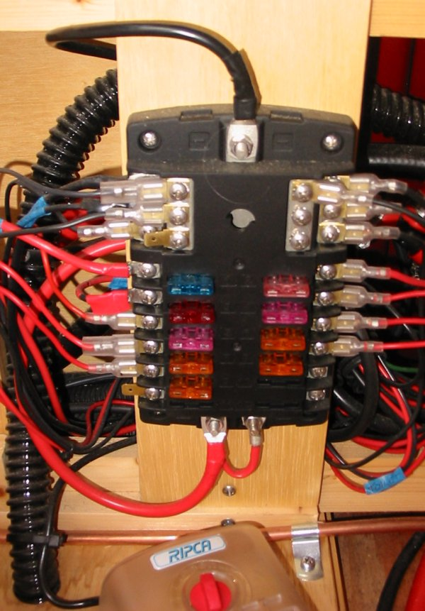 12v Wire Fuse Box - Wiring Diagram Progresif