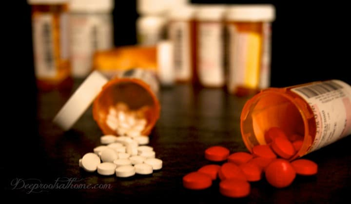Benadryl, Paxil, Advil PM & Other Drugs Linked to Dementia