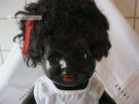 Alte Schwarze Puppe K&w 1935/40