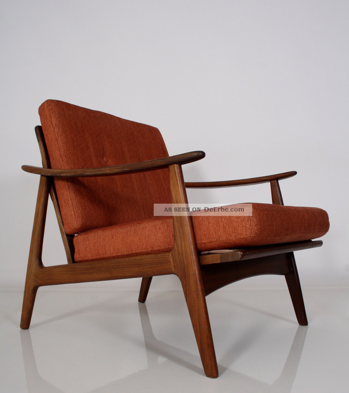 Teak Sessel Sessel Danish Design