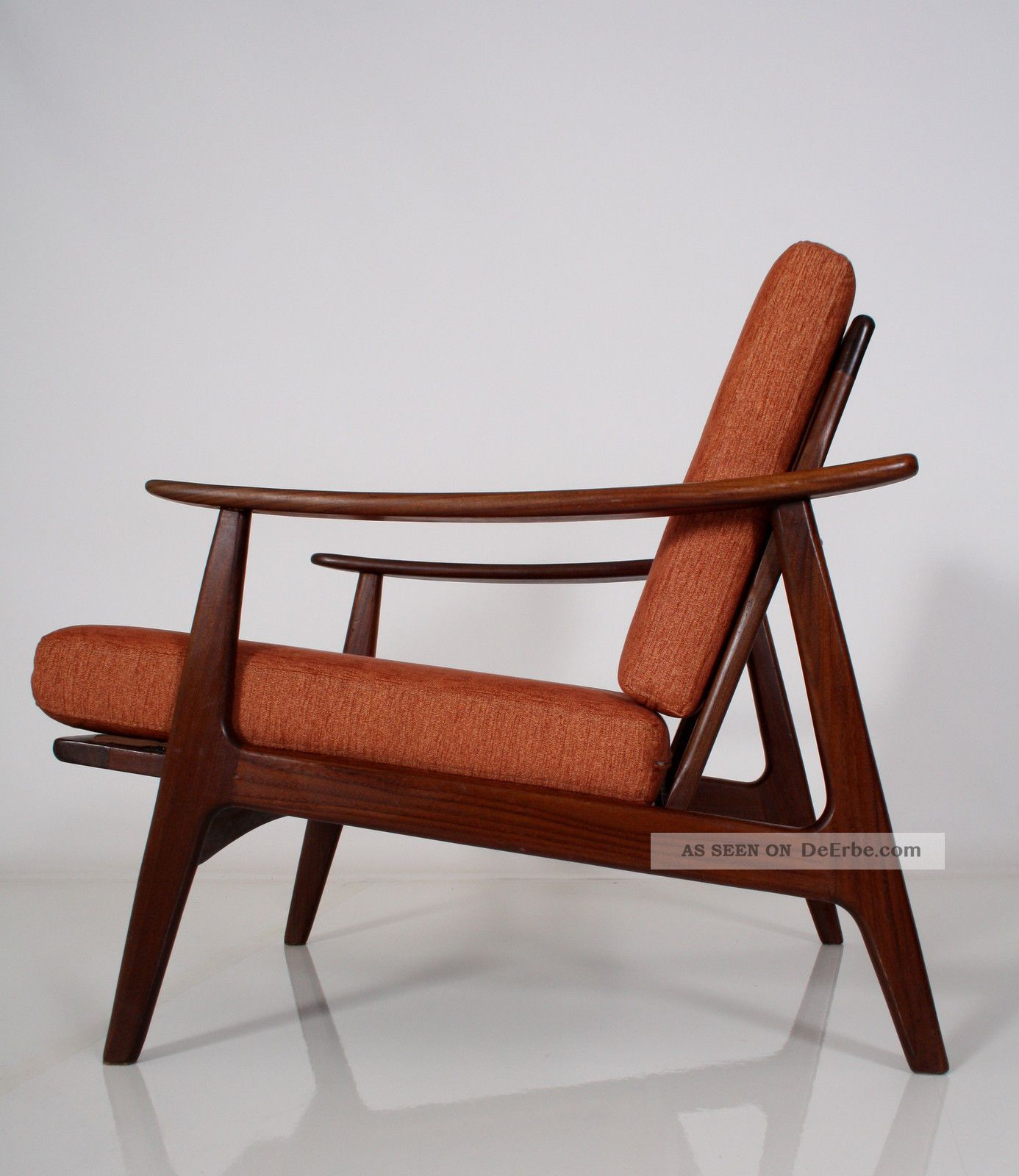 Teak Sessel Danish 2 60er Teak Sessel Danish Design Top 60s Easy Chairs Fauteuil Poltrona