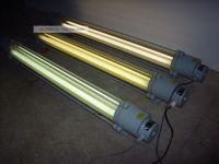 Alte Industrielampe Ddr Ex - Lampe Bunkerlampe Fabriklampe ...