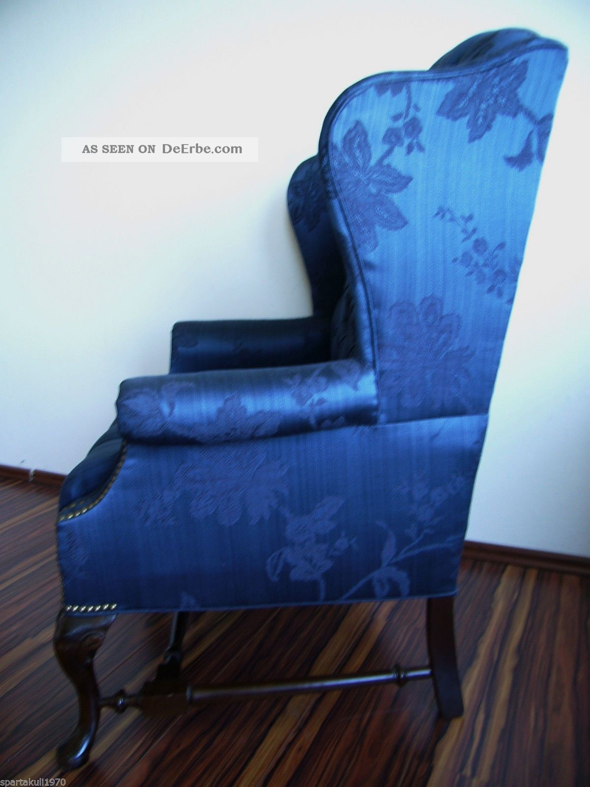 Chesterfield Sessel Samt Anna Chesterfield Sofa Blau Edles Sofa Chesterfield 200cm Blau