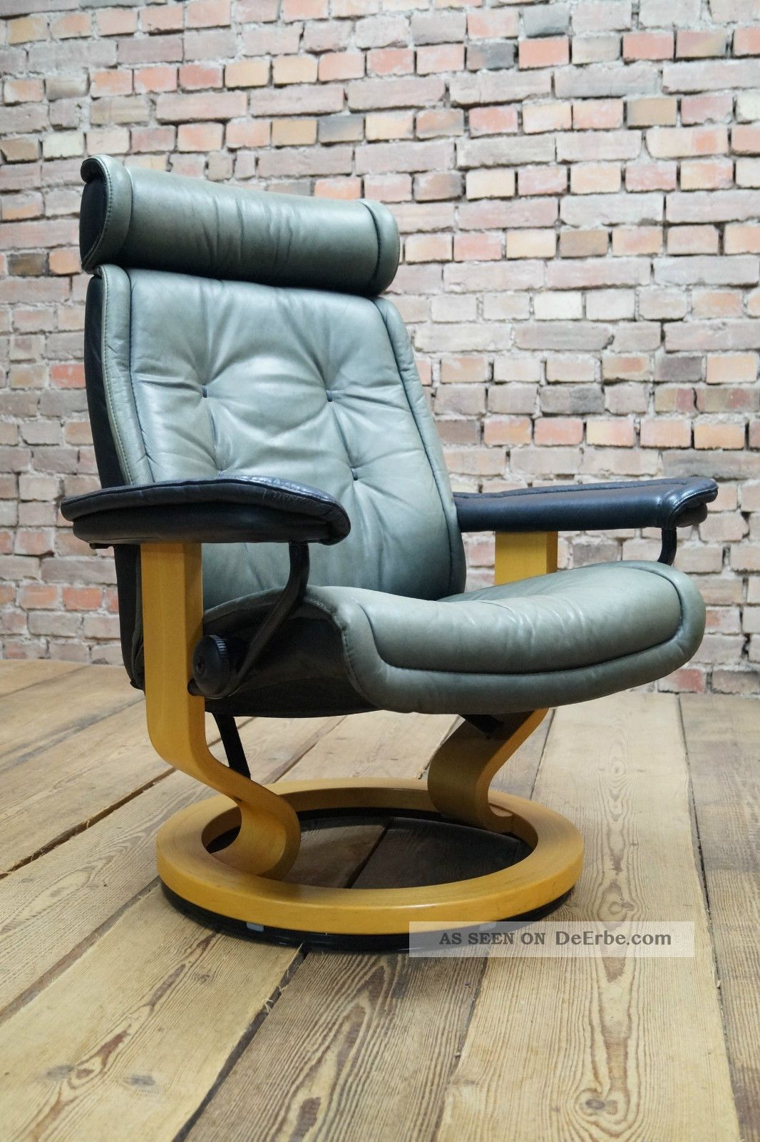 Relax Ledersessel Ekornes Stressless Leder Relax Sessel Ottoman Hocker Tv Easy