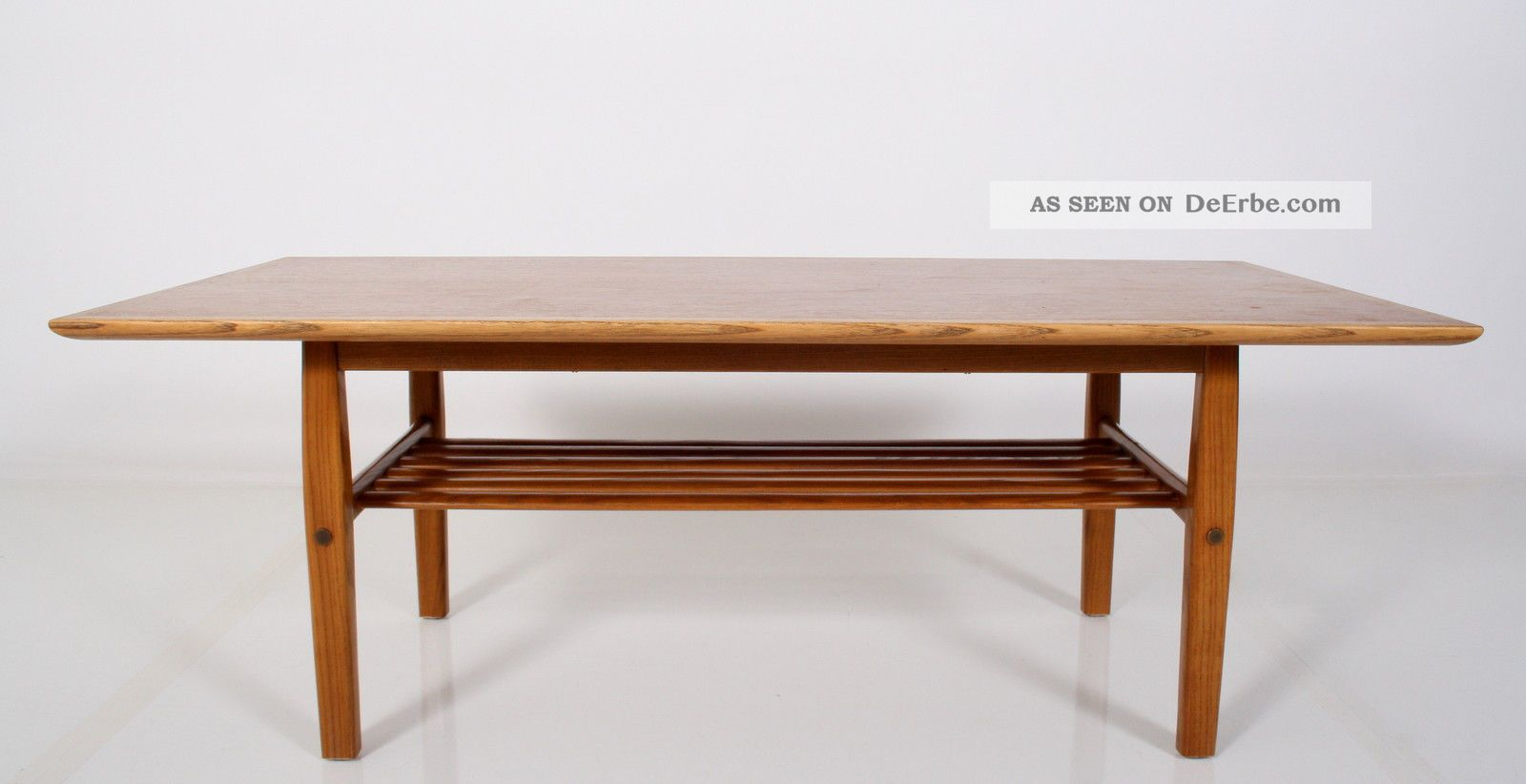 Danish Design Couchtisch Teak 60er Coffee Table Danish Design Couchtisch Tisch Table 60s A