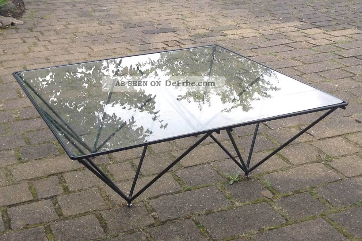 B&b Italia Couchtisch Des Paolo Piva Modell Alanda Kaffee Tisch Coffee Table V