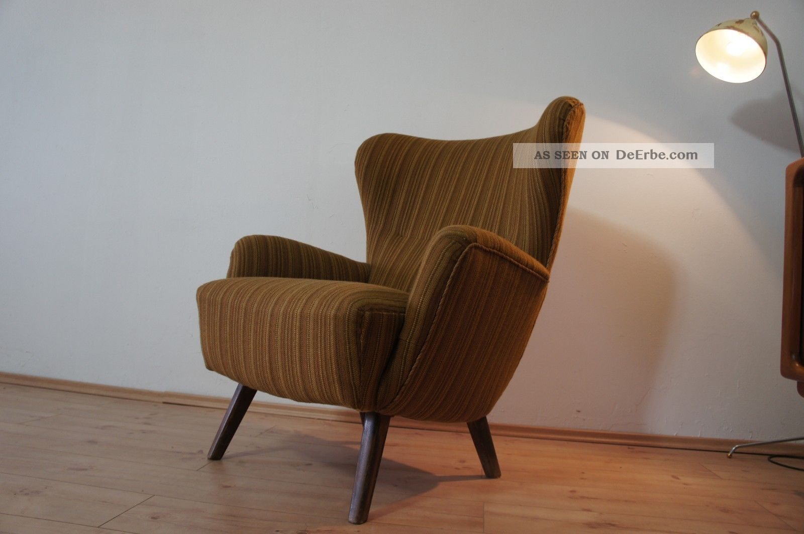 50er Jahre Sessel Cocktail Sessel Cocktailsessel Kaminsessel Arm Chair 50er Jahre