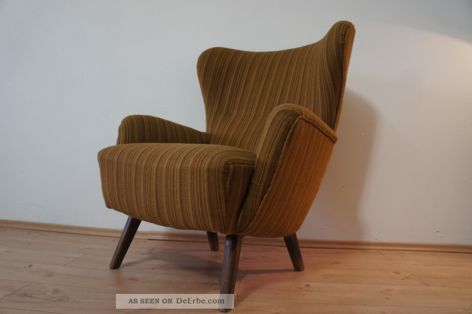 50 Er Jahre Sessel Cocktail Sessel Cocktailsessel Kaminsessel Arm Chair