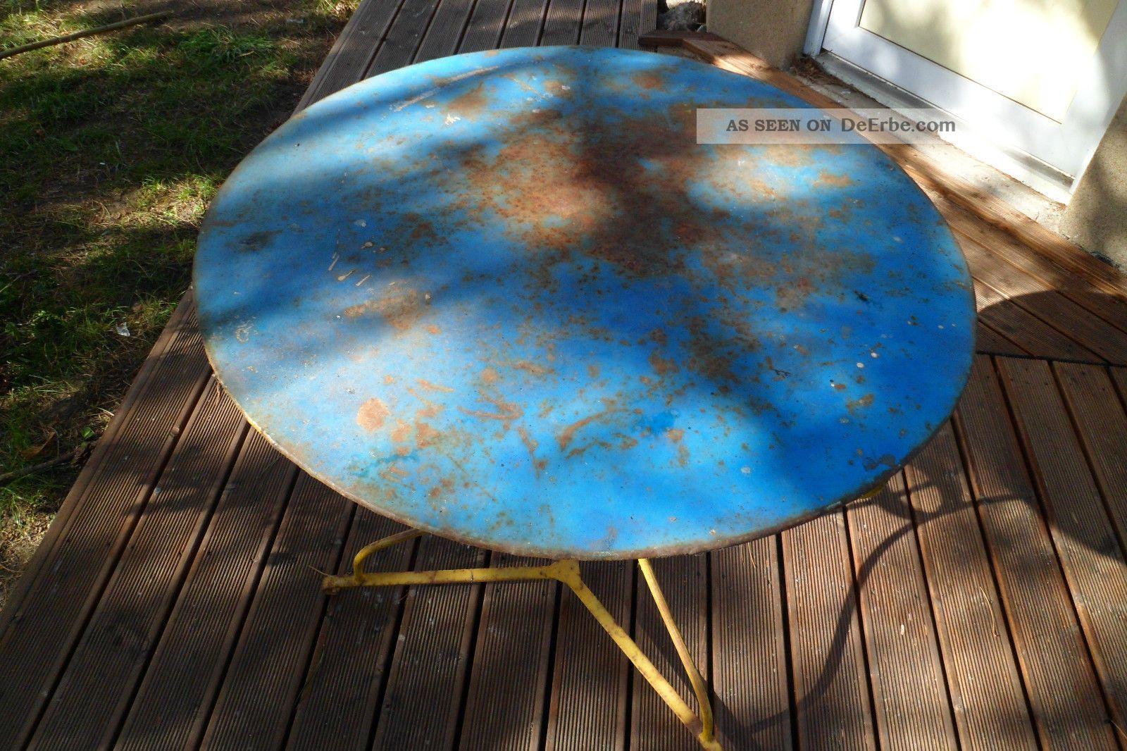 Antiker Gartentisch Kleiner Gartentisch Rund Moderner Gartentisch