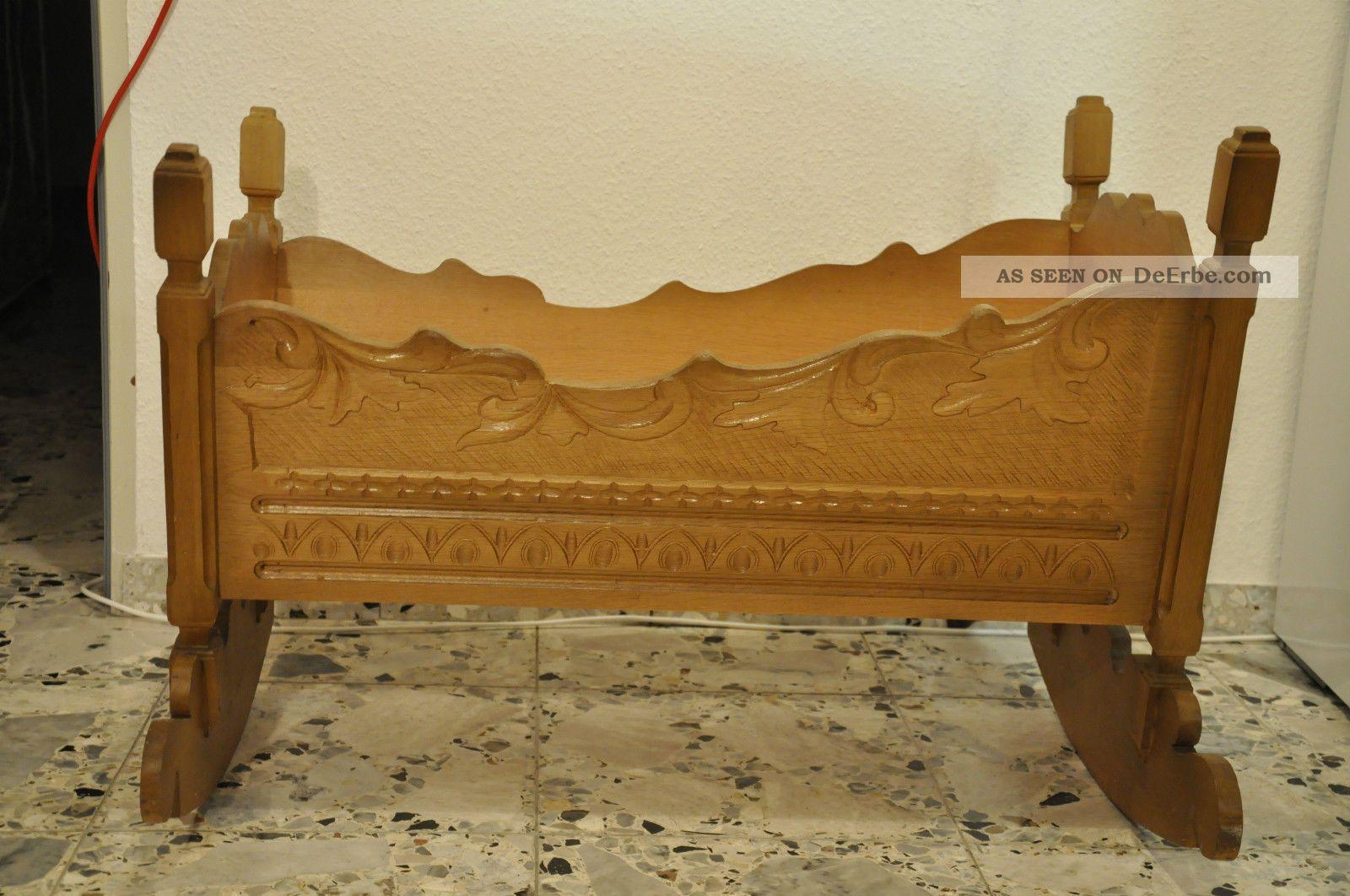 Stubenwagen holz babybett aus holz babybett simple echtholz with