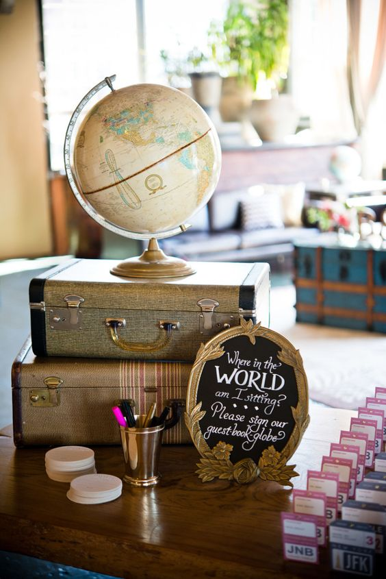 Adventure Travel Blog 30 Travel Themed Wedding Ideas You 39;ll Want To Steal Deer