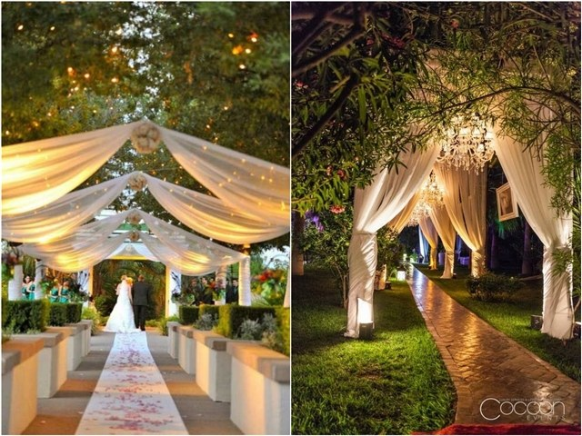Goa Salon De Jardin 20 Creative Wedding Entrance Walkway Decor Ideas | Deer