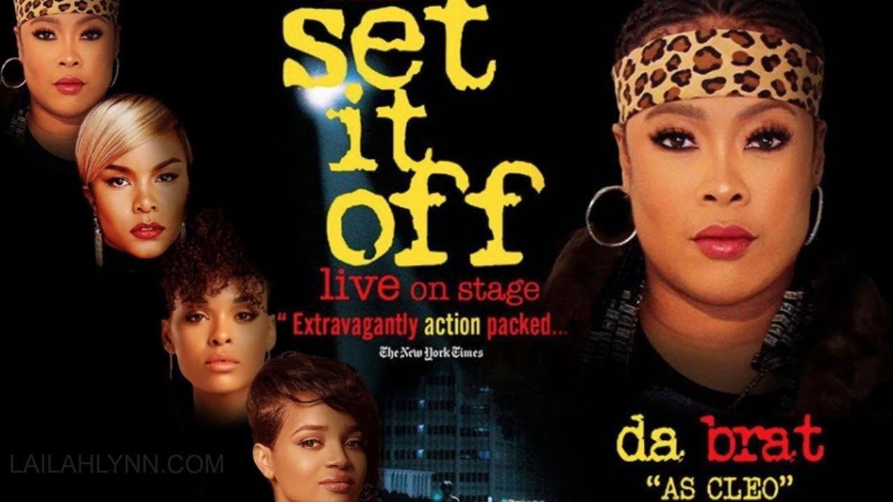 Da Set Set It Off Stage Play Coming To Houston Defendernetwork