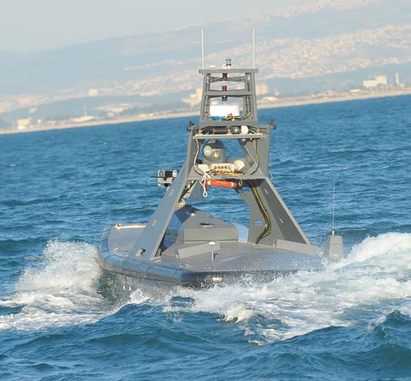 Israel USV Rafael Protector UAV, UCAV, UGV, USV \ Drones Pinterest - army memo