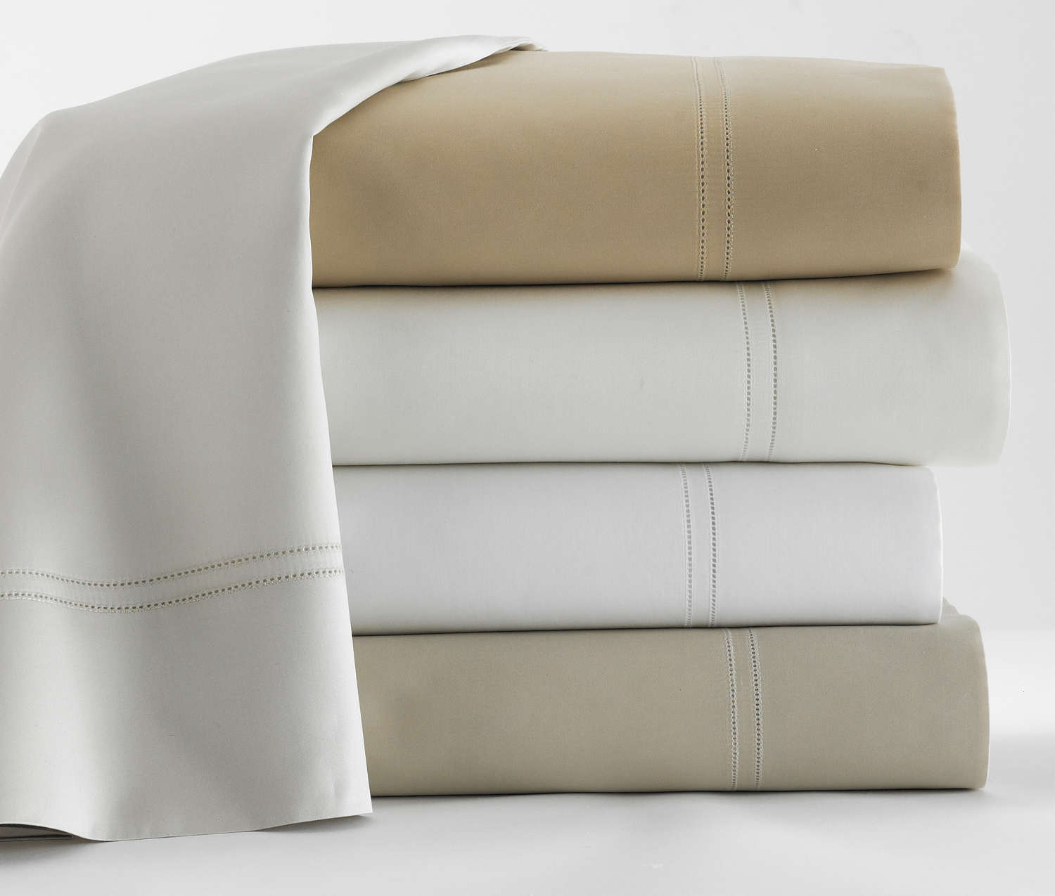 100 Egyptian Cotton Sheets Peacock Alley Virtuoso Duvet Cover Knife Edge