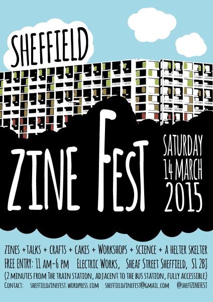 WEB zinefest first print