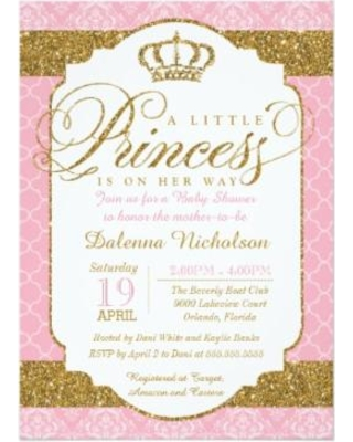 Baby Shower Invite Template Printable Free - Business Card - Website