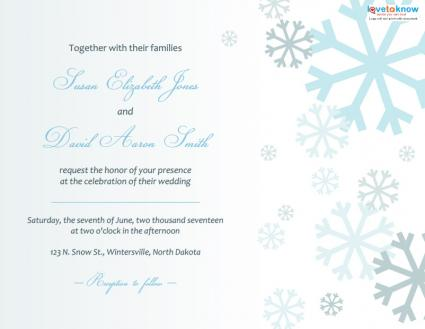 Printable Wedding Invitation Templates Free Download - Business Card