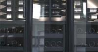 """Bespoke wine cabinet """"Sliding"""" & """"Gravity"""" - Tervuren 2016"""