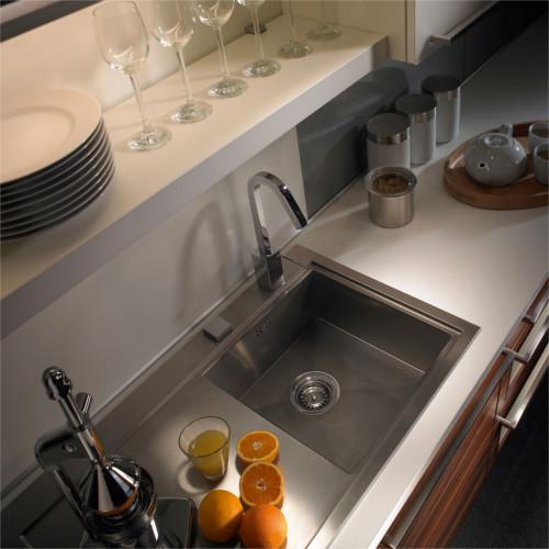 timeless kitchen sink