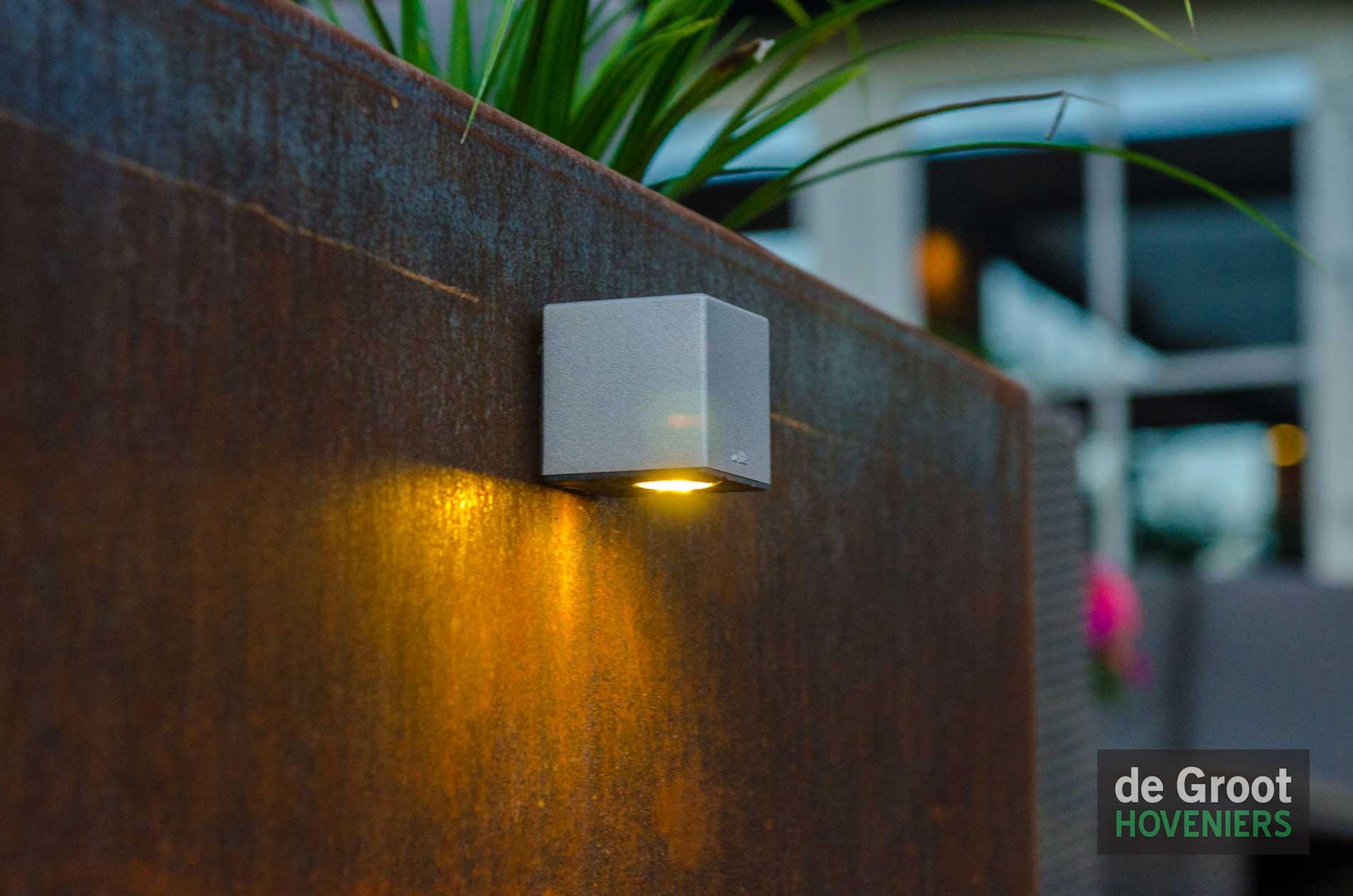 Verlichting veranda ywxlight 6w led outdoor wandlamp waterdichte