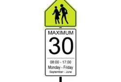 schoolzonesign
