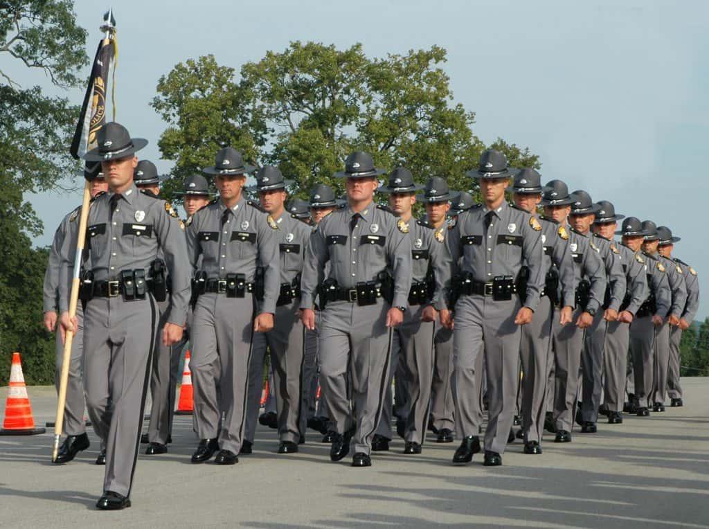 kentucky state police academy