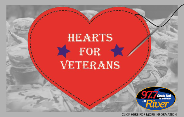 Hearts For Veterans 977 The River