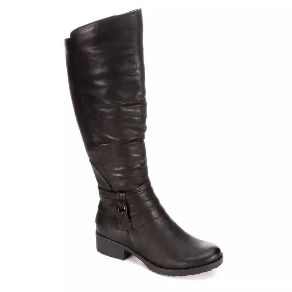 Black Bare Traps Womens Ophilia Boots Off Broadway Shoes