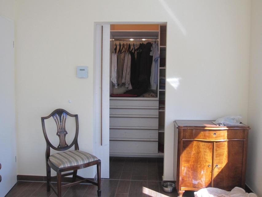 Begehbarer Kleiderschrank Türen | Begehbarer Kleiderschrank ...