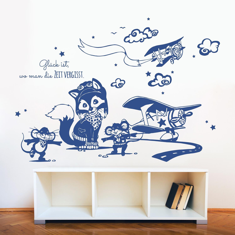 Wandtattoo Babyzimmer Panda | Bilder Babyzimmer Now By H Lsta ...